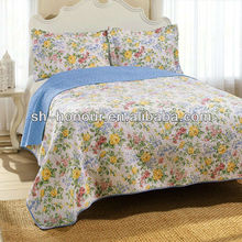 bed comforters quilts/bedcover/ bed runner