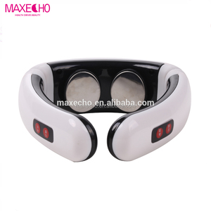 MAXECHO Neck Therapy Instrument, Health Care Neck Massager, Neck Massager Cervical Massage Care