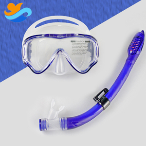 180 easy breath mask scuba diving mask and snorkel set