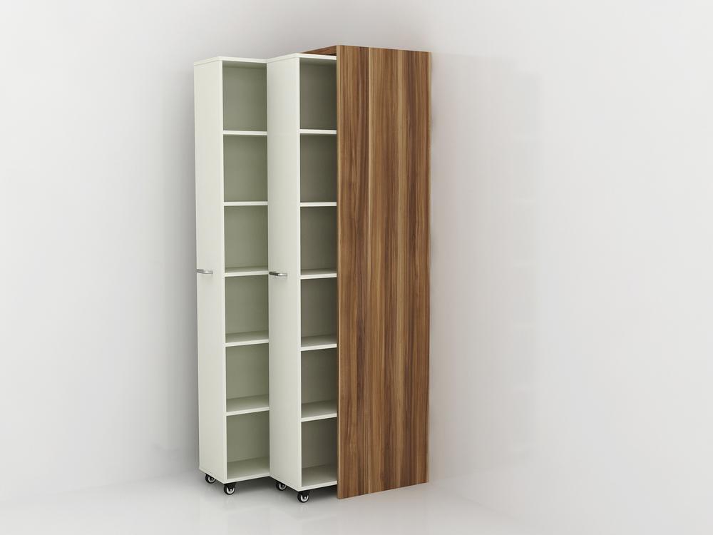 Facile assemblare giocattoli di legno speciale comodino camera da