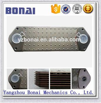 Sus304 Engine Radiator Tools Oil Cooler Used Scania Cooler 1333183 ...