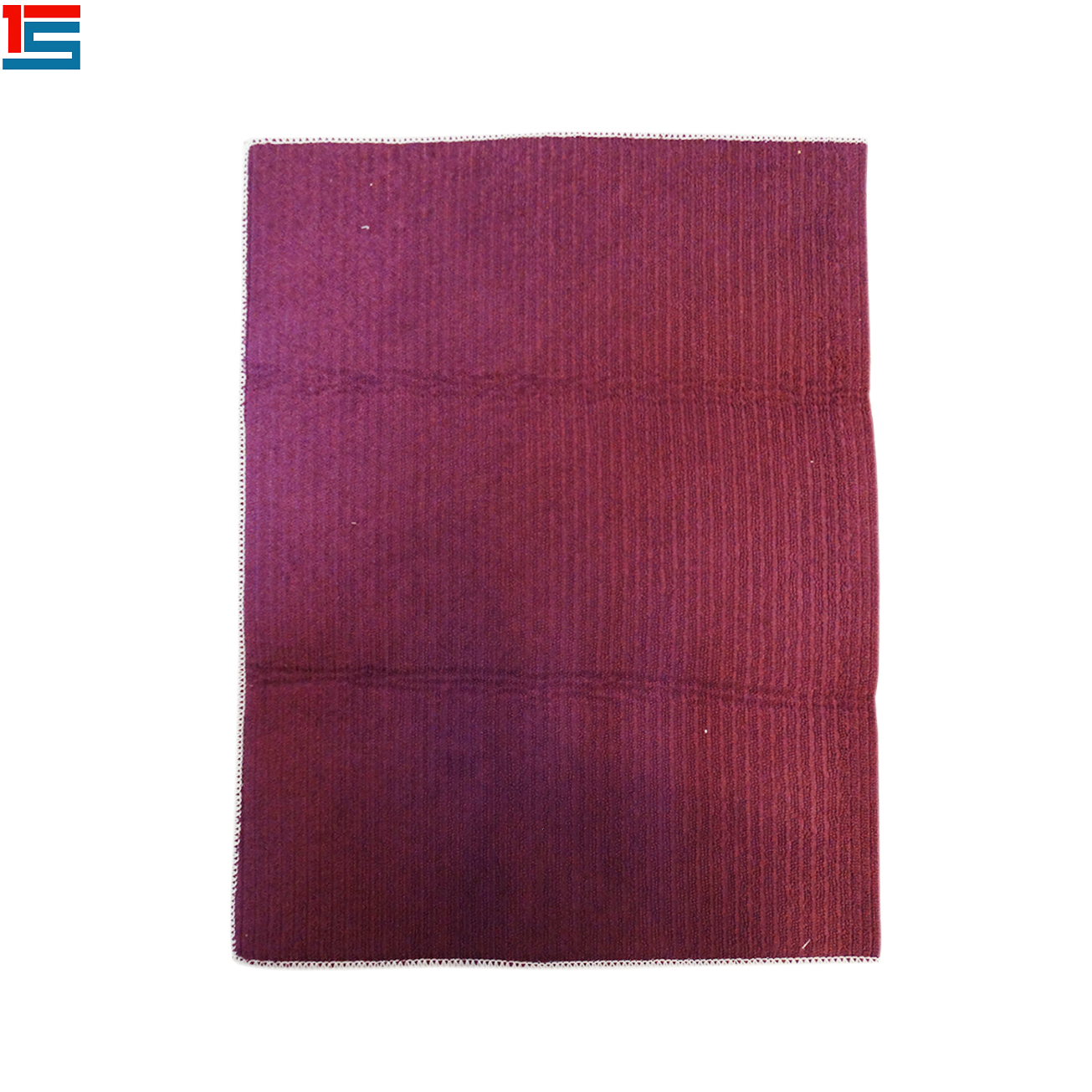 80% polyester 20% polyamide Super absorbent blue microfiber cleaning cloth