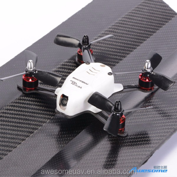 DIY FPV 130 Mini Racing Drone with 1306 Motor