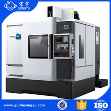 High reliability elegant appearance aluminum profile machining center