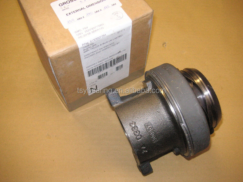 Car Accessories Parts The clutch release bearing 81305500251