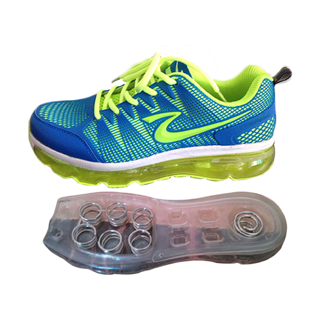 sports running cushion air Leisure shoes fitness transparent Uwa68