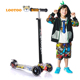 Alibaba trade assurance china factory hot sale cheap price 3 PU lighted wheel bmx scooter for sale