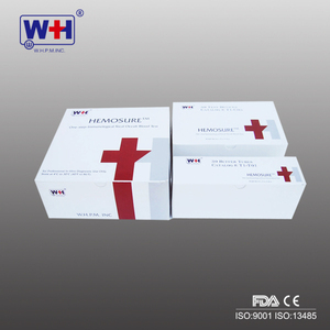 Fecal occult blood FOB test kits
