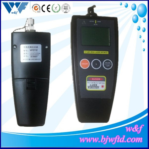 Chinese New Brand WF2112 Laser Source with High Stable Output Wavelength