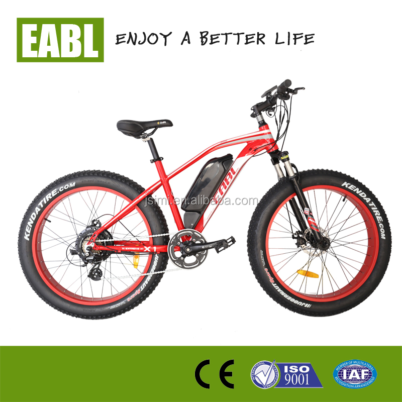 Powerful stealth bomber ebike fat high quality 48v ebike 500w battery with CE