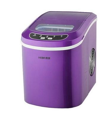 15кг/24ч портативная автоматическая машина для приготовления льда, бытовая цилиндрическая круглая машина для приготовления льда для семьи, м...(Китай)