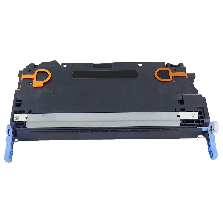 1 Inktoneram Replacement toner cartridge for HP Q6470A 501A Black Toner Cartridge 3600 3600dn 3600n 3800 3800dn 3800dtn 3800n CP3505dn CP3505n CP3505x