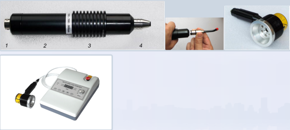 Laser Treatment For Physical Therapy With Low Lever Diode -3315