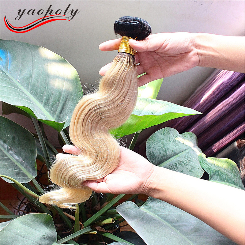 Xuchang hair factory grade 8a machine made platinum blonde virgin hair weft