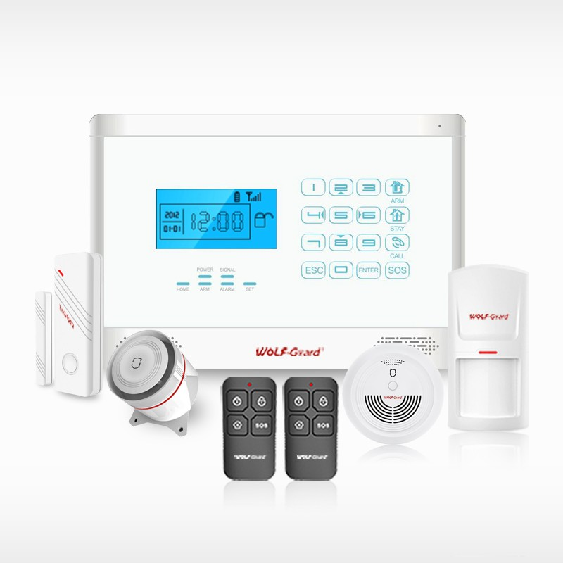 Buy gsm home alarm system components installer alarm gsm for Buy house alarm system
