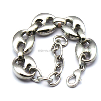 wholesale high quality friendship bracelets charm handcuffs cheap fashion jewelry made in china