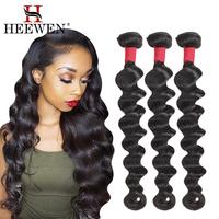 Wholesale 8A Grade full cuticle unprocessed loose wave virgin hair
