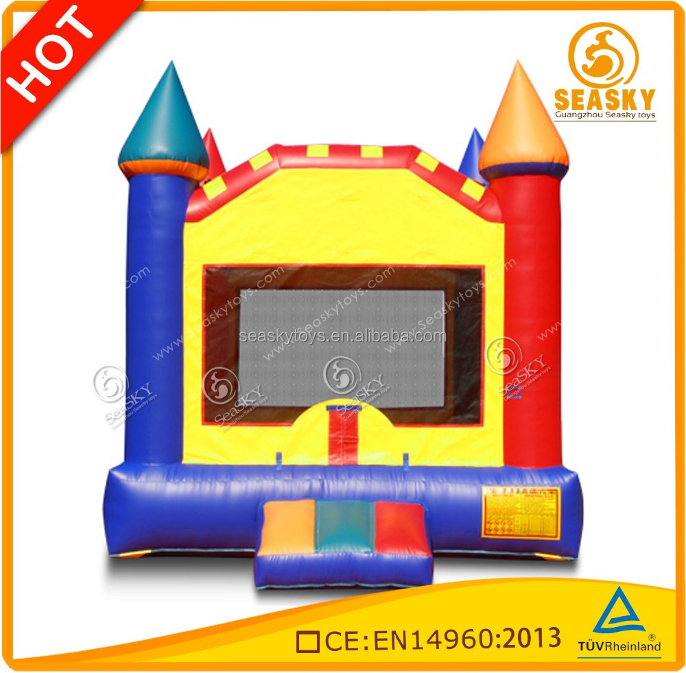 Customized size jumping castle / <strong>inflatable</strong> jumping castle / bouncy castle jumping for sale