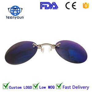 39c765bf6753 Black Nose Clip Sunglasses Wholesale, Clip Sunglass Suppliers - Alibaba