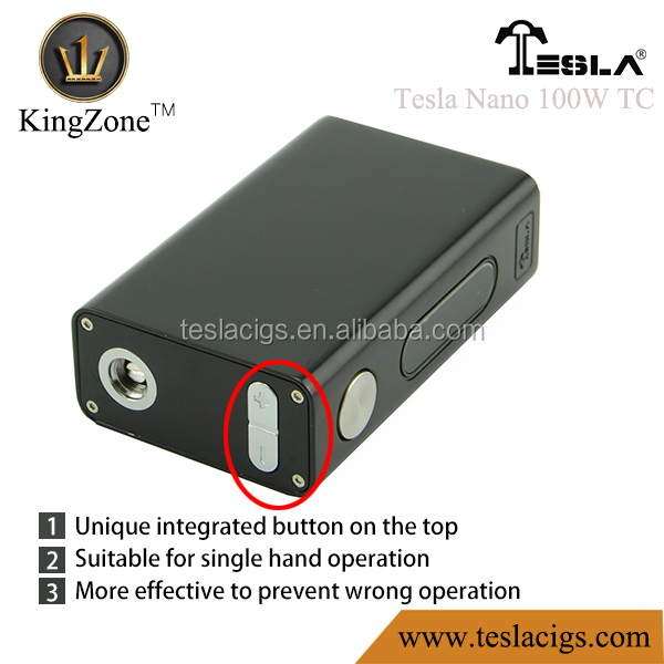tesla nano 100w tc box mod support ni ti wire subox nano tesla nano 100w tc box mod support ni ti wire subox nano silicone case