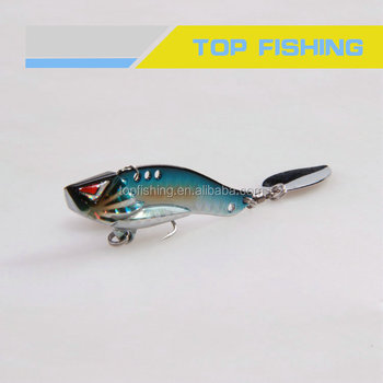 7 Pics Fishing Hard Lure Bait Kit In Storage Plastic Box - Buy Hard Fishing  Lure Vib 15g With Smell On Hook,Lure Molds Sinking Vibe,Spinner Bait Bass