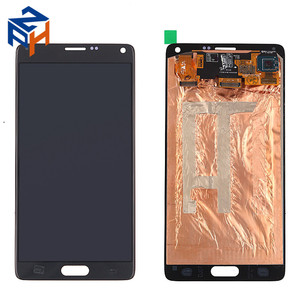 LCD Replacement For Samsung Galaxy Note 4 LCD Touch Screen Digitizer
