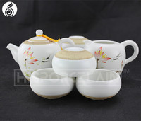 Arabic Tea Cup Set Transparent Hand-printing Chinese Porcelain ...