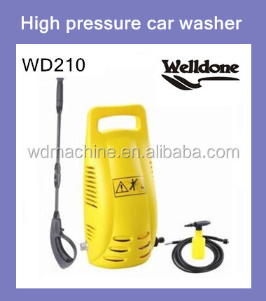 Car Cleaning Tool Car Washer Portable High Pressure Car Washer