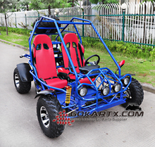 Go Kart / 300cc Go Cart road legal dune buggy/electric beach cart