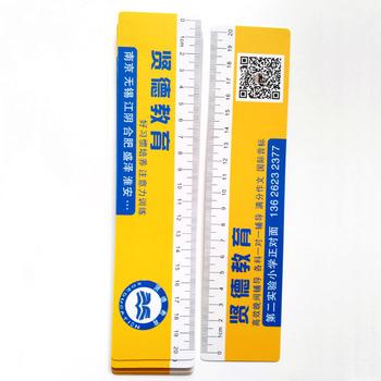 Haute Qualite 30 Cm Regle Reelle Dimpression Dele 15 Cm Regle En Plastique