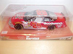 Kevin Harvick #29 Coca Cola GM Goodwrench NASCAR 1/24 Scale Diecast 2004 Edition Winners Circle