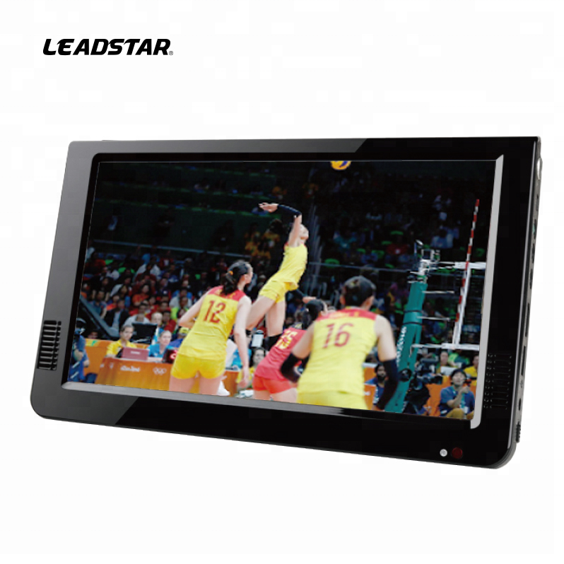 Leadstar New 10 inch Portable Digital <strong>TV</strong> with tuner support USB 1080P for ATSC / ISDB / DVBT-T2