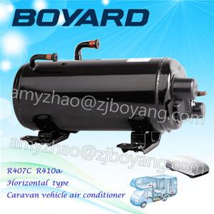 motorhome air conditioner spare parts boyard horizontal rotary compressors