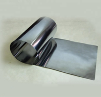 High precision tungsten foil for melting