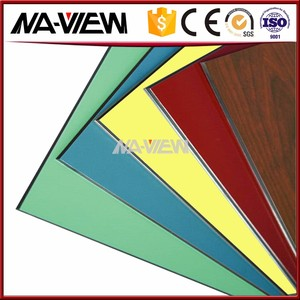 Reynobond Exterior Wood Texture Alucobond Aluminum Alloy Composite Wall  Panel Cladding Price List Produced by Factory