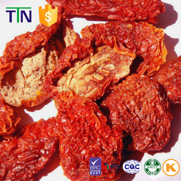 Ttn Sun Dried Vegetables Tomatoes Containing Vitamin