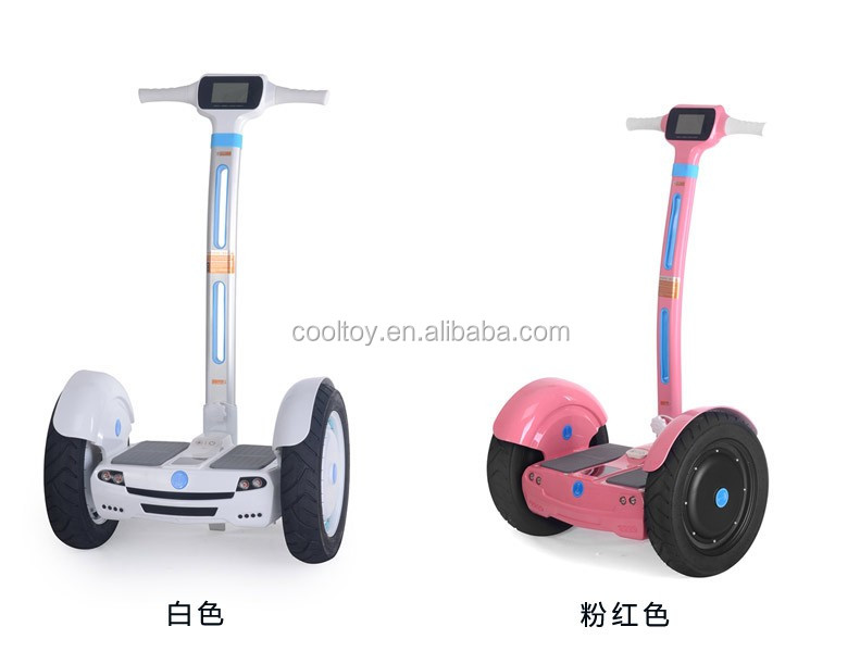 Coolwheel A6 Self Balancing Electric Chariot Scooter With Handle