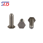 303 Stainless steel hex head pressure riveting screw NFHS-M4-12