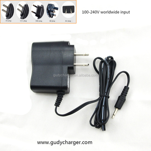 8.4V 9.6V 10.8V 12V 330mA Nickel Cadmium/Nickel Metal hydride battery charger for 7-10 cells NiMh NiCd battery packs