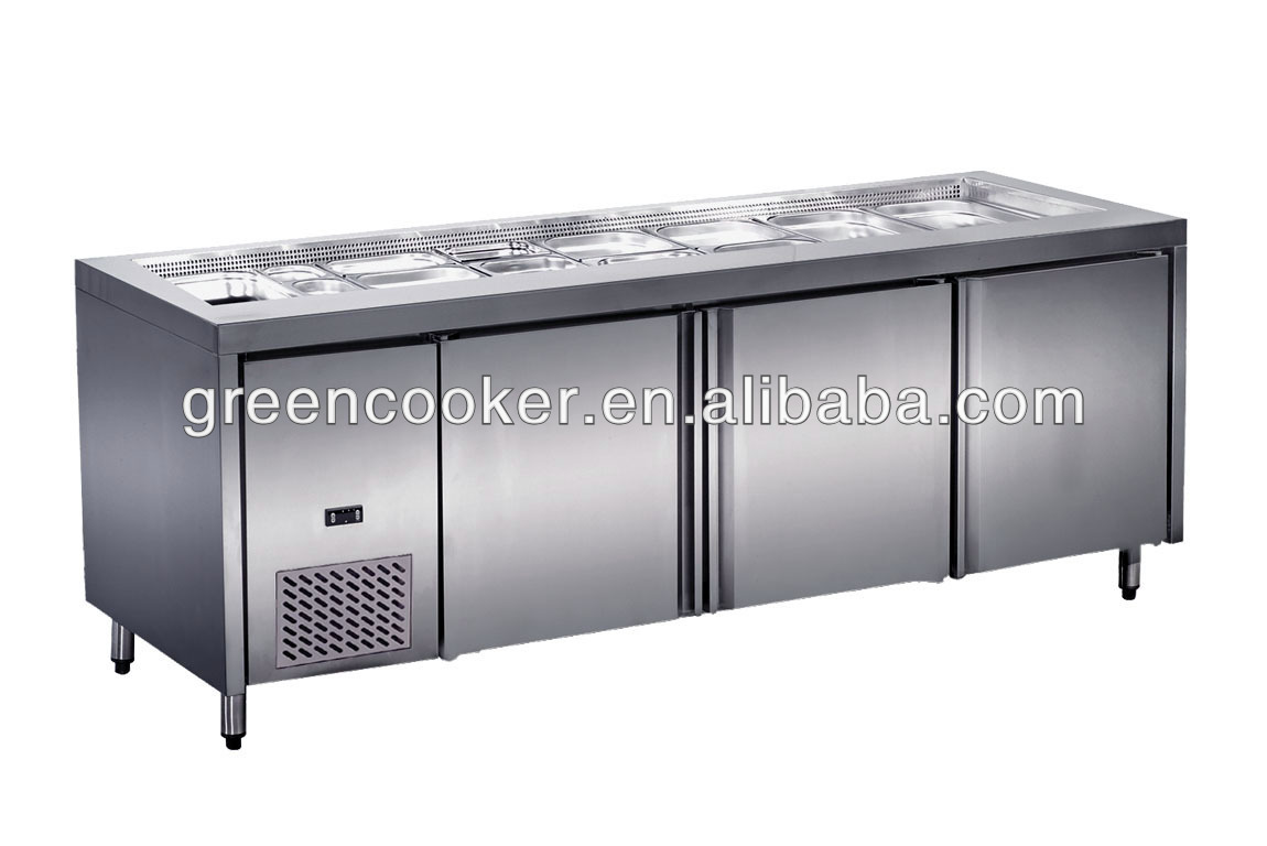 Charmant Refrigerated Salad Bars, Refrigerated Salad Bars Suppliers And  Manufacturers At Alibaba.com