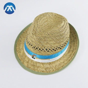 ef9b2a590 High Quality China Cowboy Hat Cool Men Fedora Straw Hat, View straw cowboy  hat, OEM Product Details from Ningbo Melody International Trade Co., Ltd.  ...
