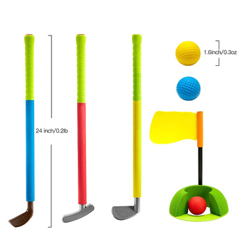 Safe Kids Toy Set Clubes de Golfe Para Venda