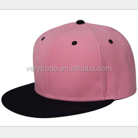 50ee49a12970e Black Fitted Curved Bill Plain Solid Blank Baseball Cap Caps Hat Hats - 8  SIZES