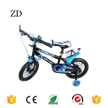 Hebei factory Zandi cool four wheels kids bike high quality 12 14 16 18 20 red blue golden cup mountain road children bicycle