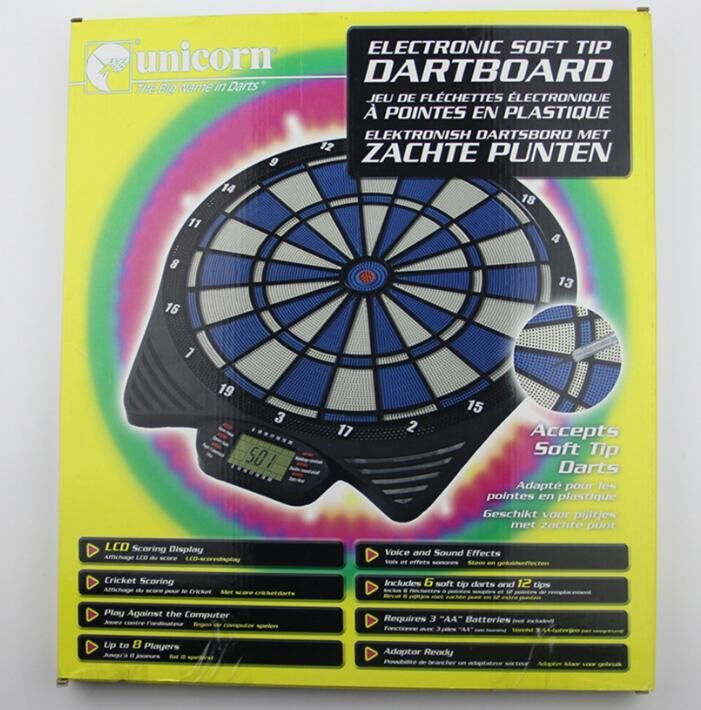 BIGBANG SPORTS simple inflatable dart game inflatable soccer darts game console target shooting dart board