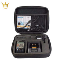 Black Hard Carrying Travel Case for Baofeng Two Way Radios