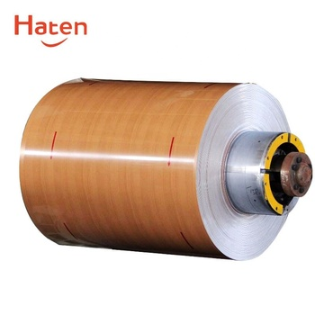 Alloy 5052 H32 Aluminum Coil for Building Facade
