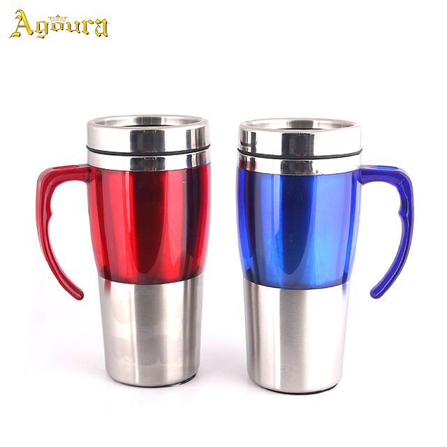 Custom Stainless Steel Vacuum Cup Practical Car Mug