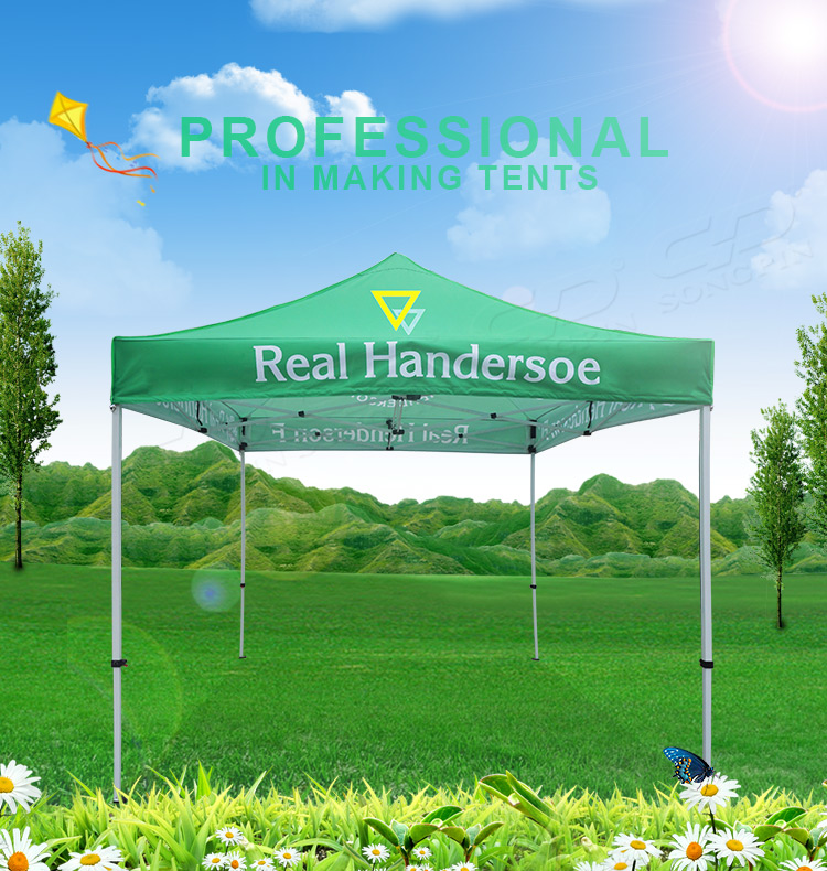 Pop Up 3x3m Transparent Window Folding Gazebo Canopy Tent ...