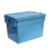 2018 storage bins with lids plastic eco-friendly plastic moving boxes
